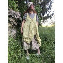 robe Gracie in Goldenrod