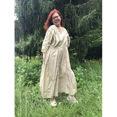 robe Korben crème