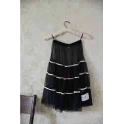 skirt Faded temptation in Black tulle