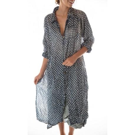 robe-veste Adison in Threadgood