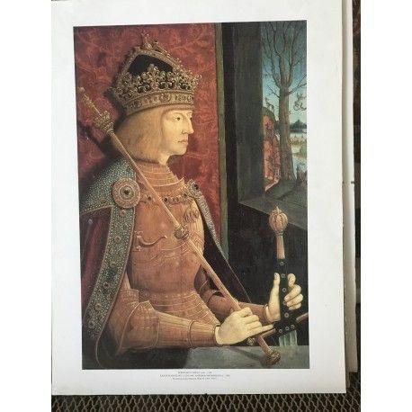 Poster sur carton Empereur Maximillian