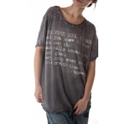 T-shirt Free Soul Bukowski in Ozzy