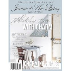 revue Jeanne d'Arc Living – EN Juillet 2018
