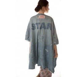 blouse Kimi Smock in Bold Star