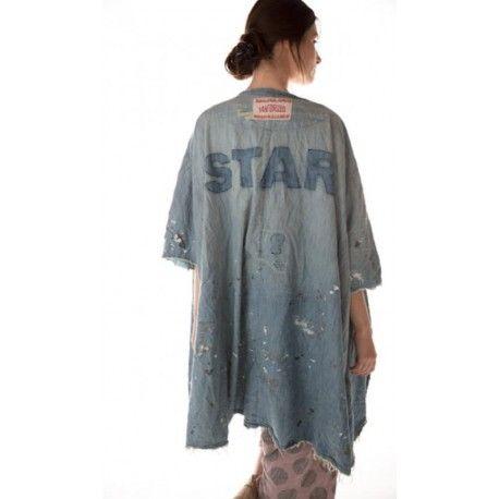 blouse Kimi Smock in Bold Star