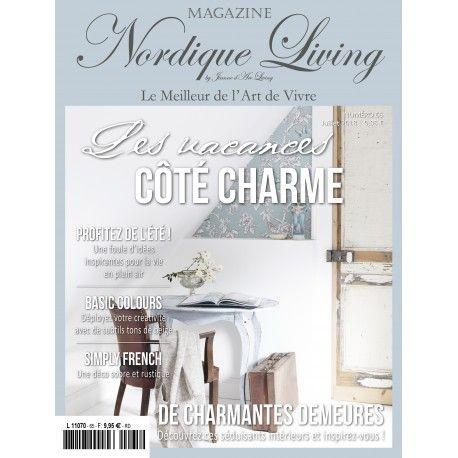 revue Jeanne d'Arc Living – FR Juin 2018
