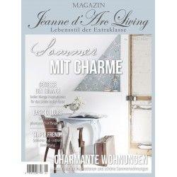 revue Jeanne d'Arc Living – DE Juillet 2018