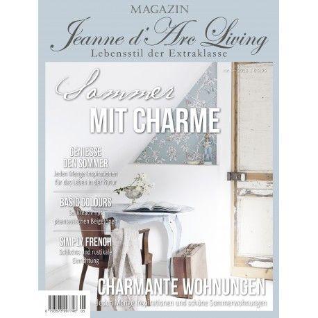 magazine Jeanne d'Arc Living – DE June 2018