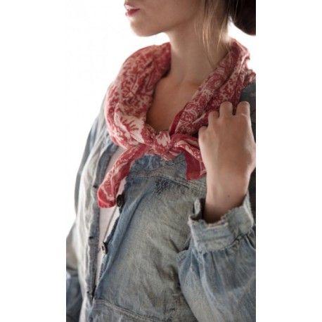 foulard Early American Bandana