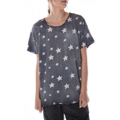 T-shirt Galaxy Stars in Star Gazer