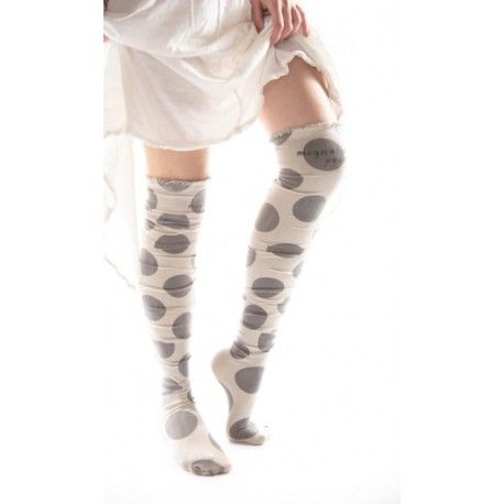 chaussettes Karolina in Go Go Dot