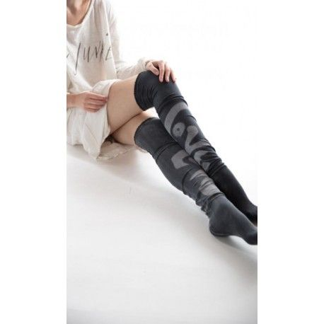 chaussettes Karolina in Sixties Love