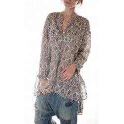 chemise Ines in Amethyst