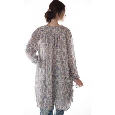 shirt Ines in Amethyst