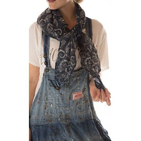 foulard Sacrebleu