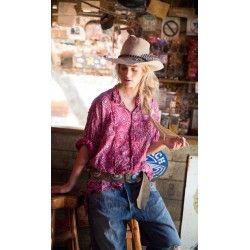 chemise Adison Workshirt in Willie