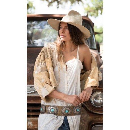 dress Aspen in Antique White