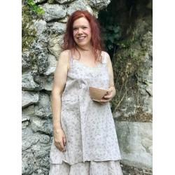 robe LEA coton fleurs