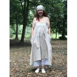 robe longue HENRIETTE popeline fleurs