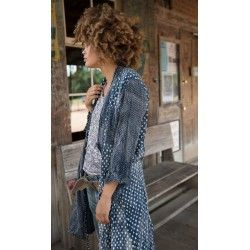robe Alix Smock in Threadgood