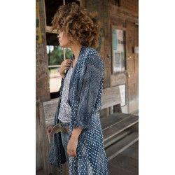 robe Alix Smock Threadgood