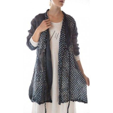 robe Alix Smock in Threadgood