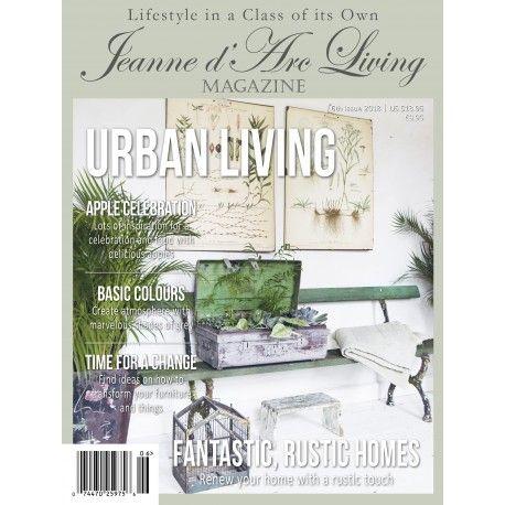 magazine Jeanne d'Arc Living – EN August 2018