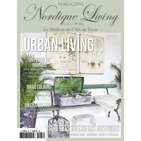 magazine Jeanne d'Arc Living – FR August 2018