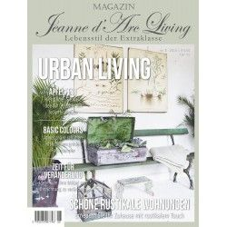 magazine Jeanne d'Arc Living – DE August 2018