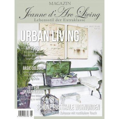 magazine Jeanne d'Arc Living – DE August 2018