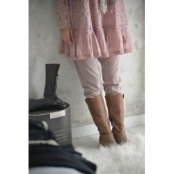 leggings Delicate feelings in Delight plum velvet