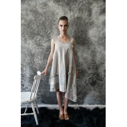 dress Heartfelt joy in linen
