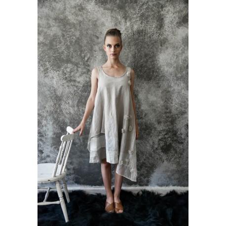 dress Heartfelt joy in linen