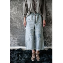 pantalon Joyous mood en denim