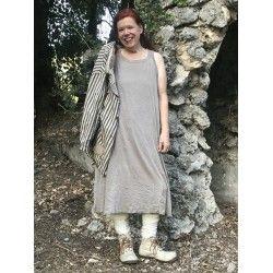 robe Ari Retro Fit Tank in Clay