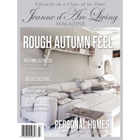 magazine Jeanne d'Arc Living – EN October 2018