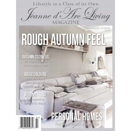 revue Jeanne d'Arc Living – EN Octobre 2018 Déco & Revues JDL - 1