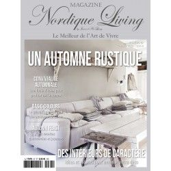 revue Jeanne d'Arc Living – FR Octobre 2018