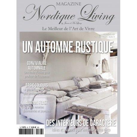 magazine Jeanne d'Arc Living – FR October 2018