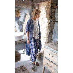robe-veste St Anny Smock in Sundry