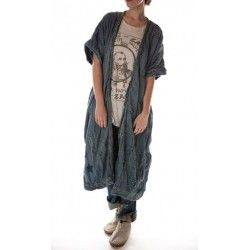 jacket Dashi Kimono in Denim