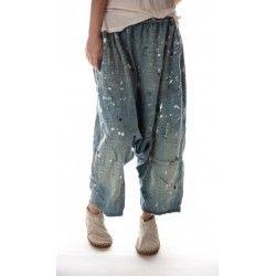 pants Garcon in Art Class
