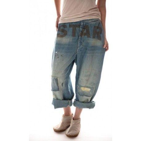 pants Sanforized Denims in Bold Star