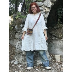dress Elias in Antique White