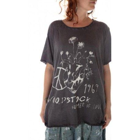 T-shirt Summer of Love Woodstock in Ozzy