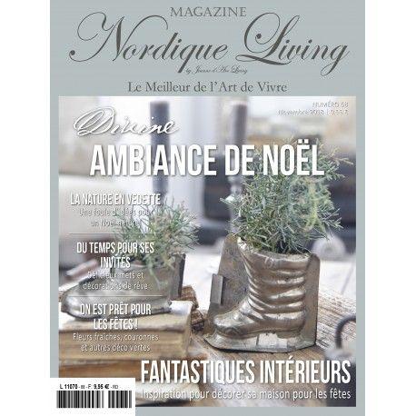 revue Jeanne d'Arc Living – FR Novembre 2018