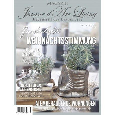 revue Jeanne d'Arc Living – DE Novembre 2018