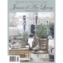 revue Jeanne d'Arc Living – EN Novembre 2018
