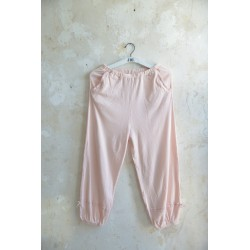 panty Joyful moods en coton rose poudre