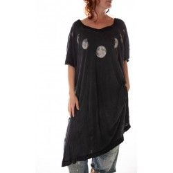 dress Moon Beau in Noir
